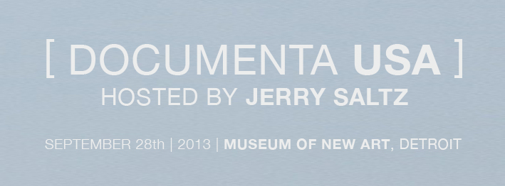 Documenta USA, Jerry Saltz, MONA Detroit, Rahman Hak-Hagir