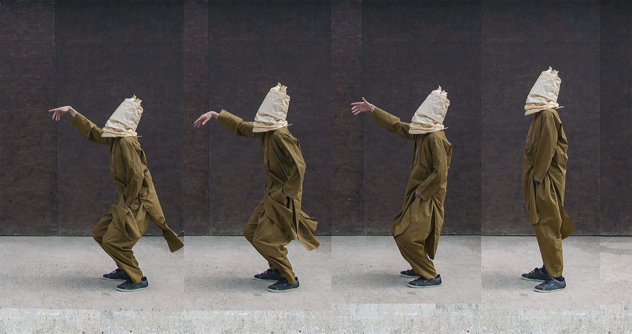 Rahman Hak-Hagir - GHOST AND GOBLINS, JUMP AND RUN (2013)