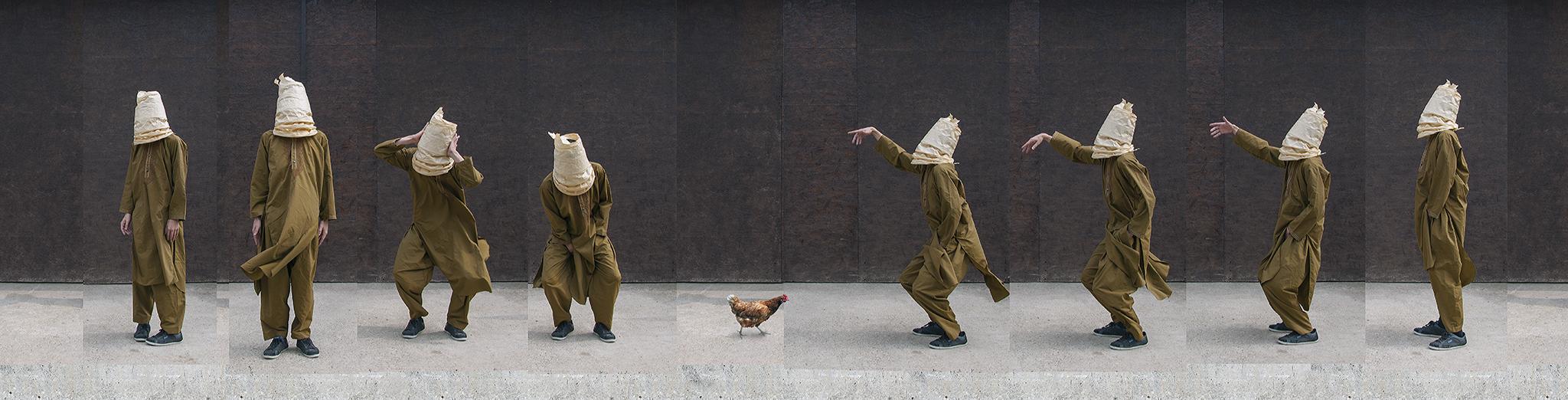 Rahman Hak-Hagir - GHOST AND GOBLINS, JUMP AND RUN (2013)