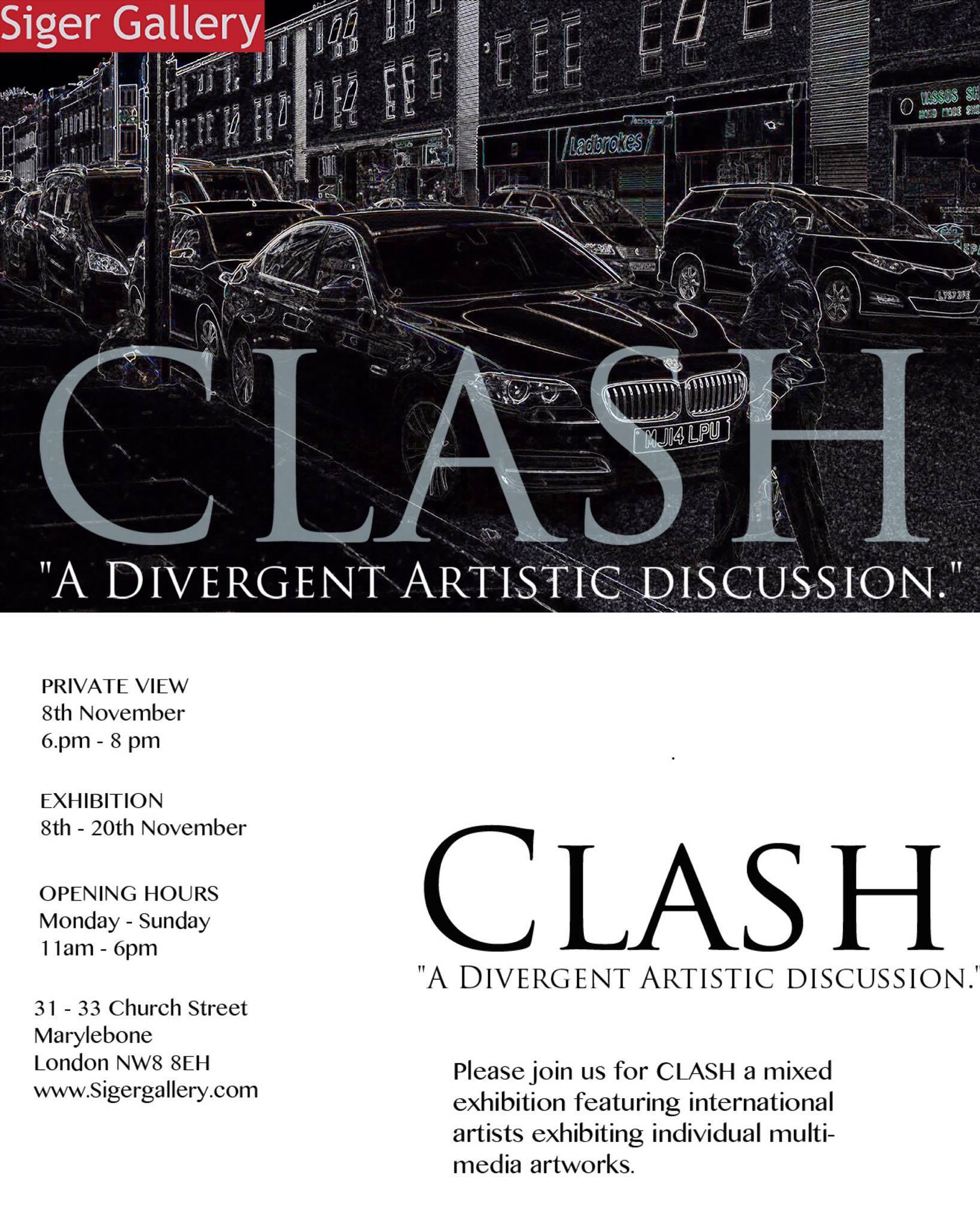 Clash London