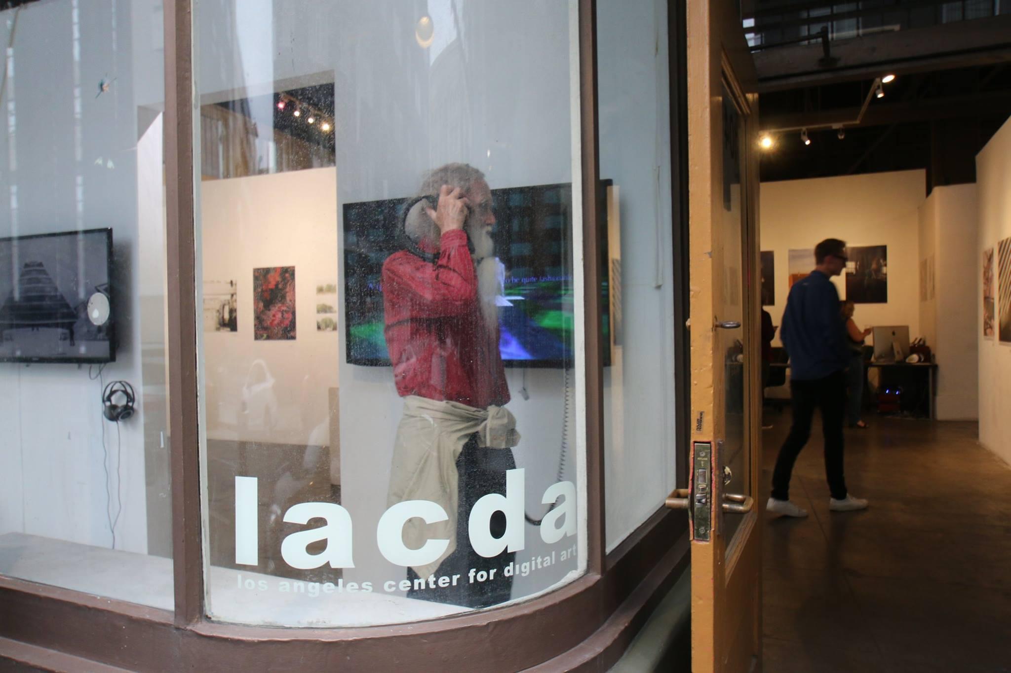 LACDA entrance