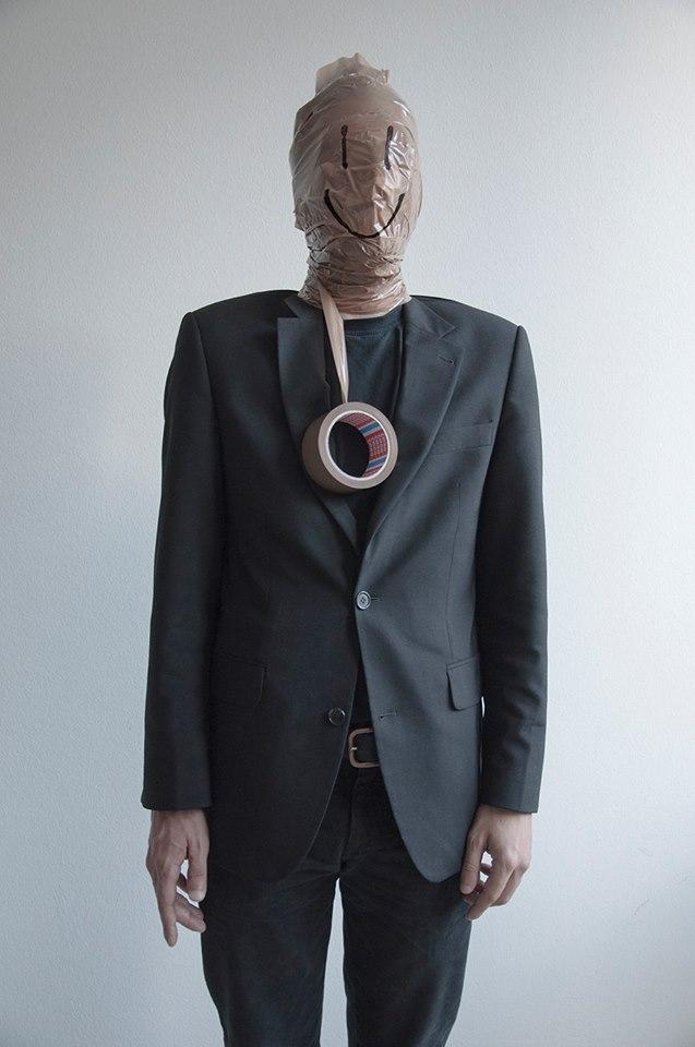 Rahman Hak-Hagir - SMILING MAN (2014)