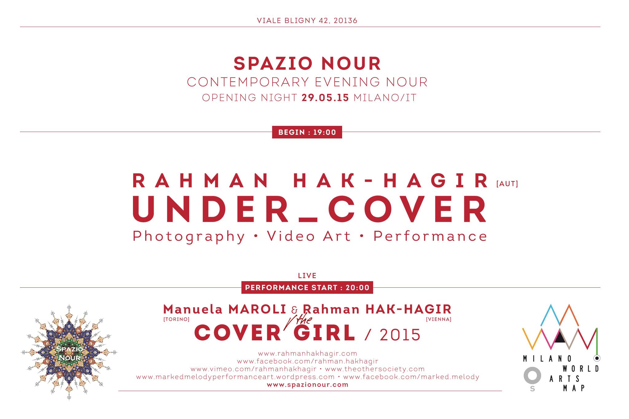 rahman hak-hagir, manuela maroli UNDER_COVER