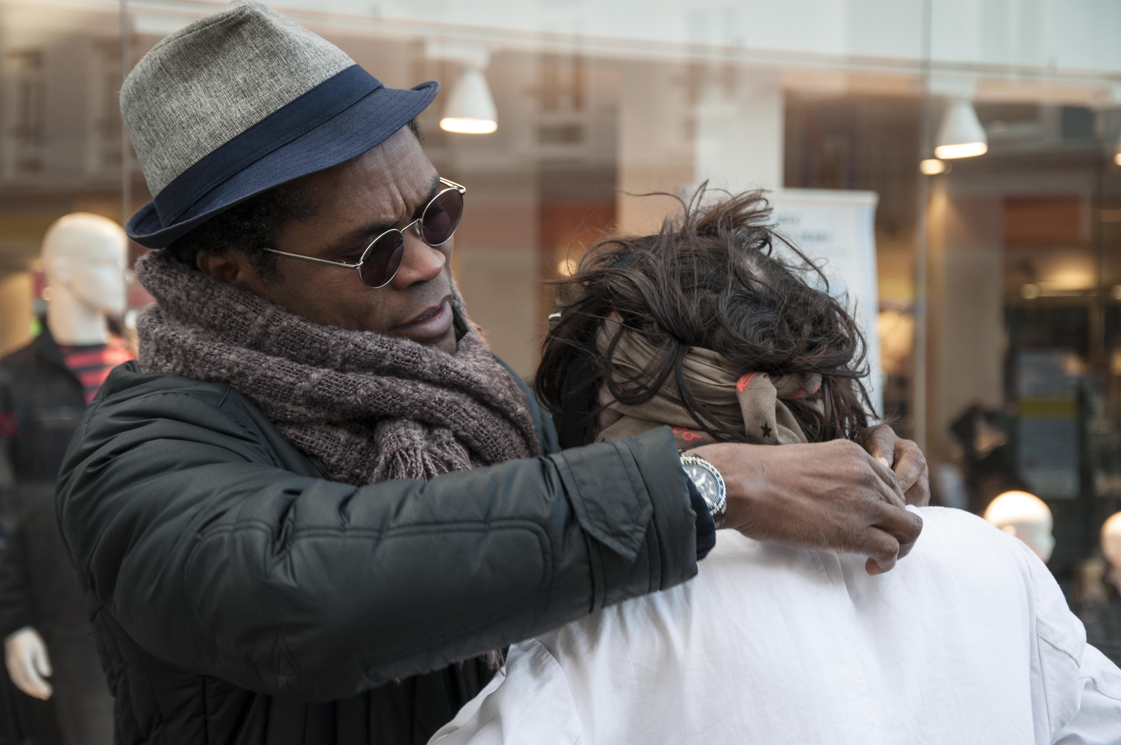 Rahman Hak-Hagir, Alfie Nze - WHITE SLAVE (2016)