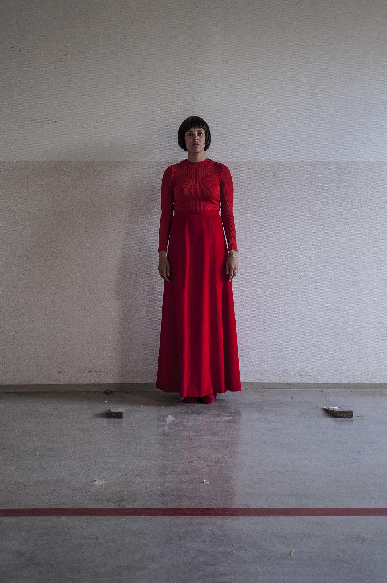 Rahman Hak-Hagir, Nathalie Jacob – RED LINE (2017)