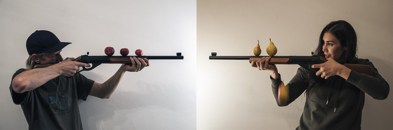 Rahman Hak-Hagir - ÄPFEL UND BIRNEN / Apples and Pears (2019)